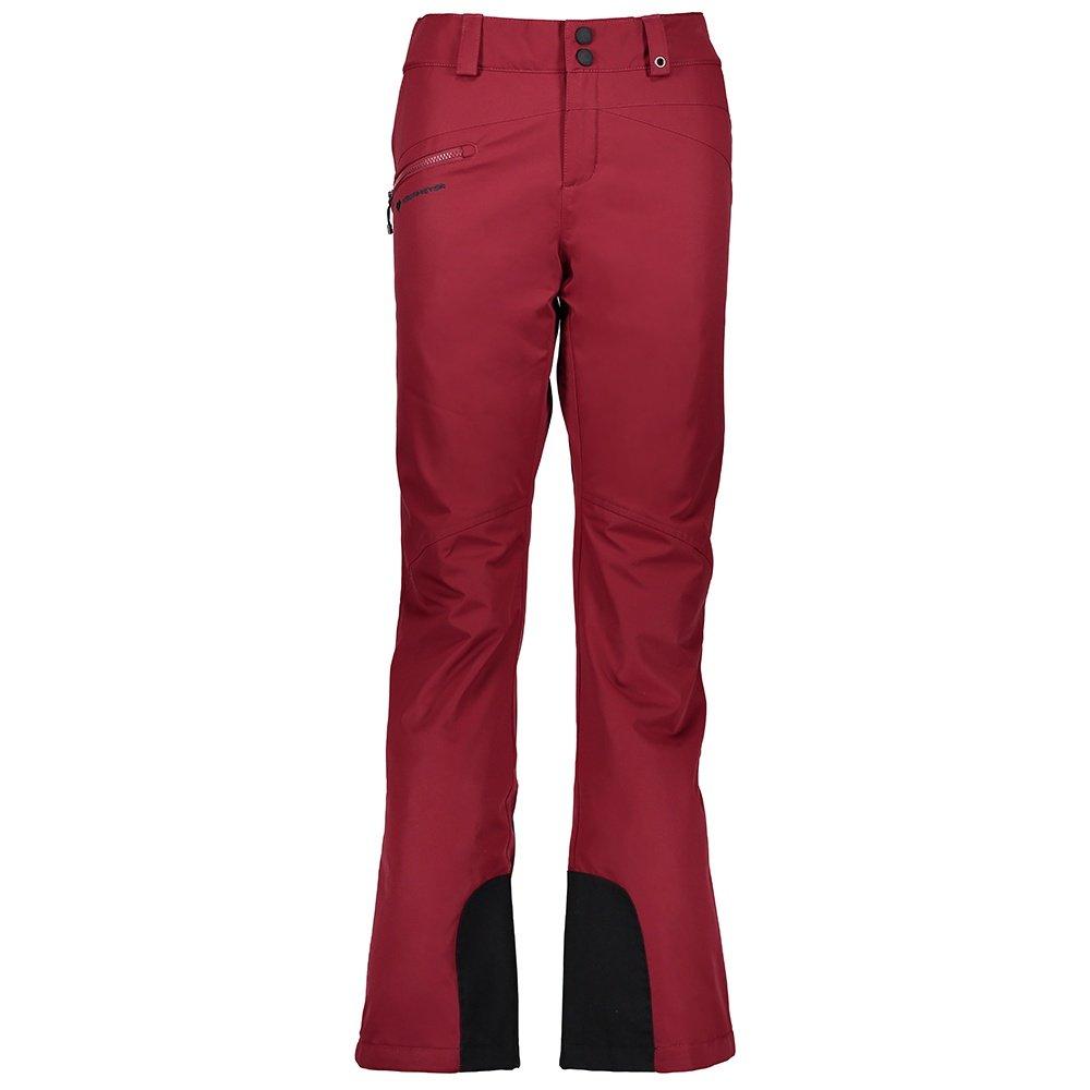 Obermeyer Malta Insulated Ski Pant (Women's) - Major Red