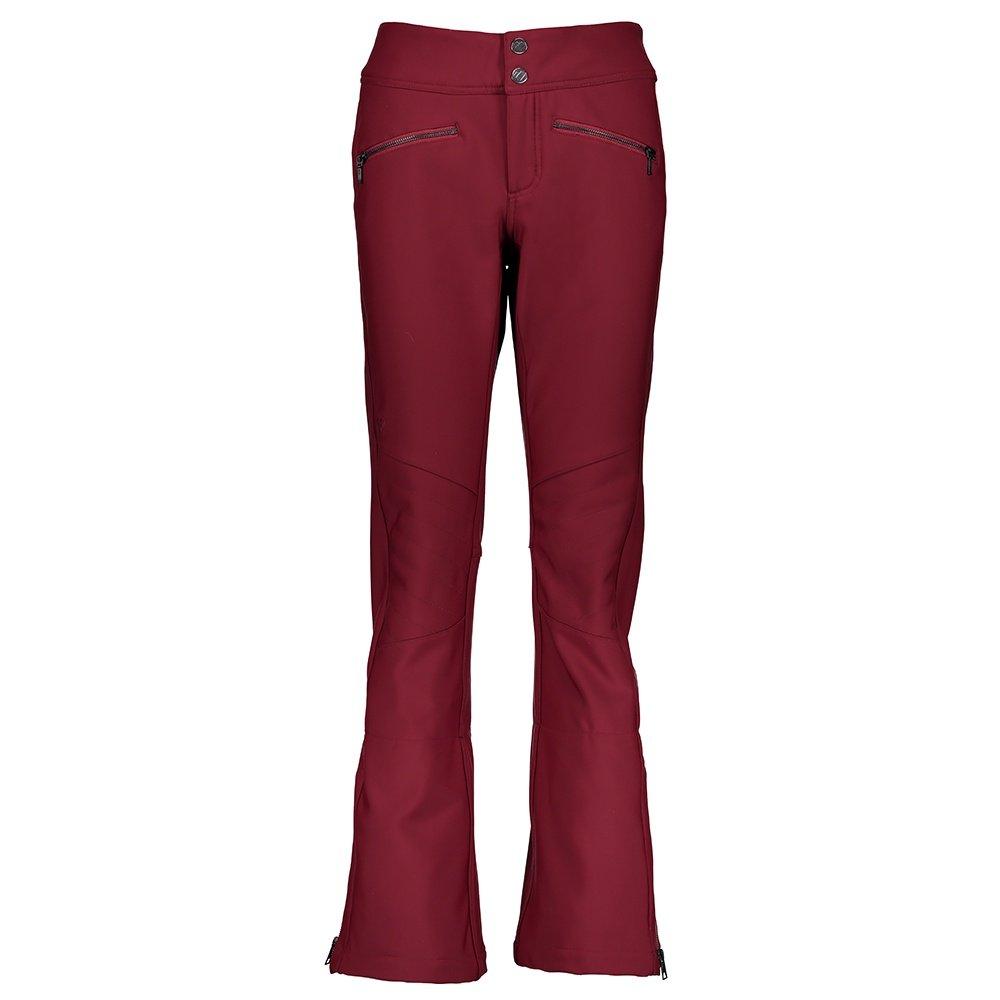 Obermeyer Clio Softshell Ski Pant (Women's) - Major Red