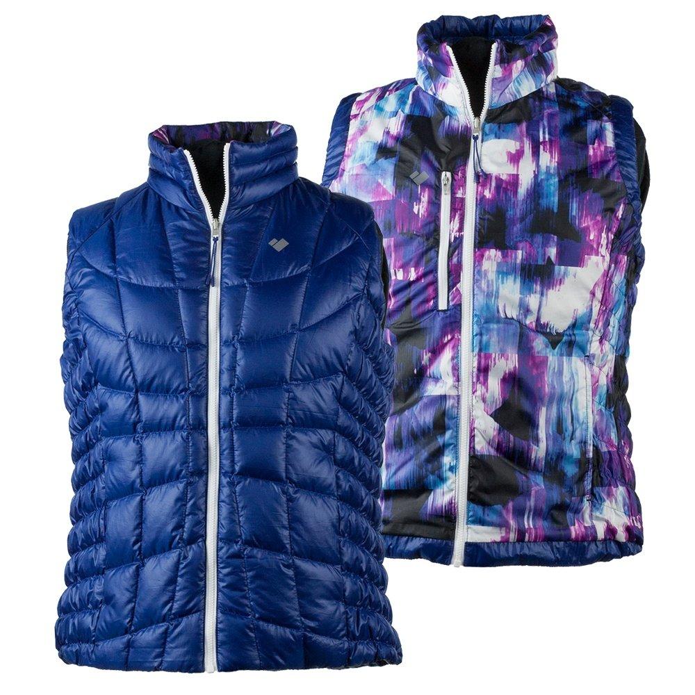 Obermeyer Soleil Reversible Down Vest (Women's) - Dusk