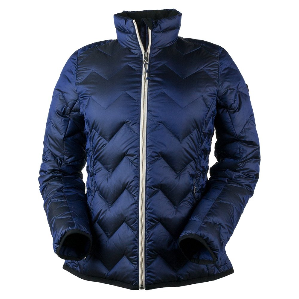 Obermeyer Del Down Insulator Jacket (Women's) - Resort at Midnight