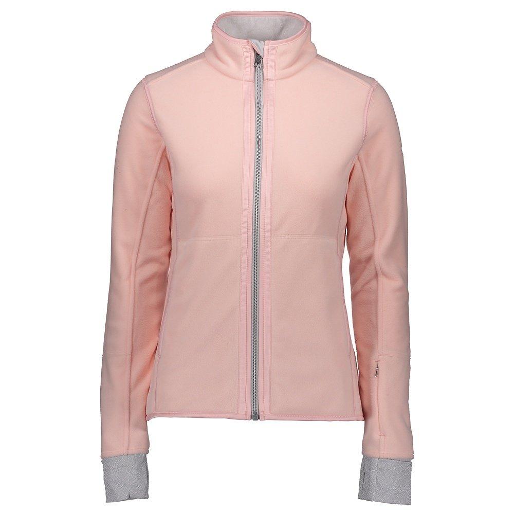 Obermeyer Flora Fleece Jacket (Women's) - Pink in Paris