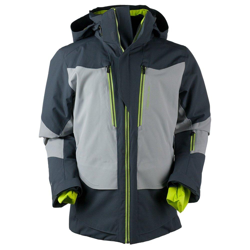 Obermeyer Insulated Kodiak Ski Jacket (Men's) - Ebony