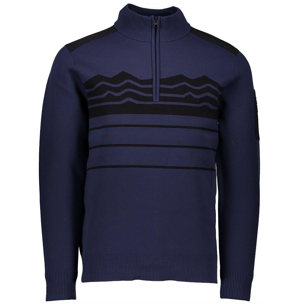 Obermeyer 1/2-Half-Zip Sweater (Men's) - Storm Cloud