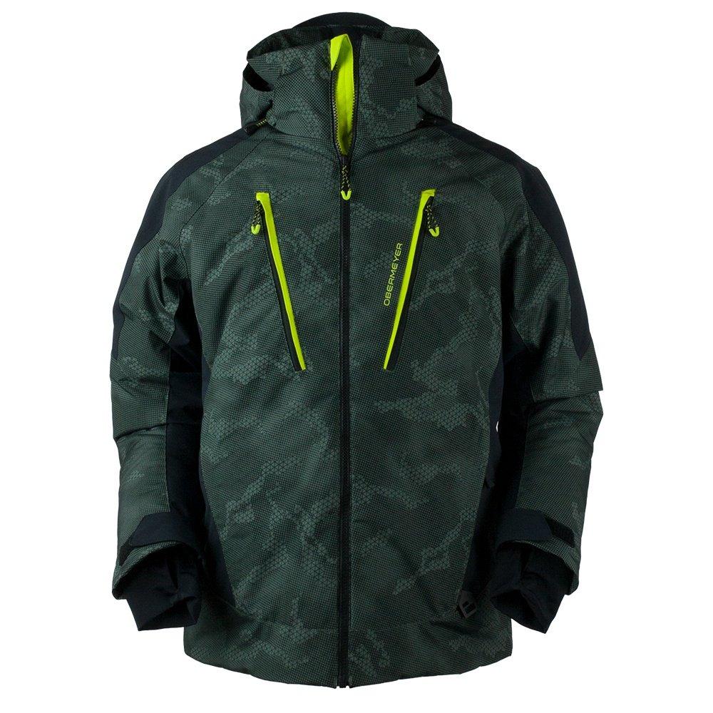 Obermeyer Foundation Insulated Ski Jacket (Men's) - Bit camo