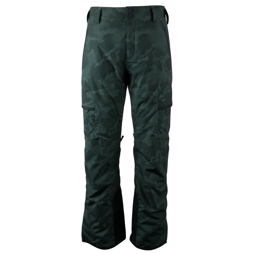 Obermeyer Ballistic Insulated Ski Pant (Men's) - Bit camo