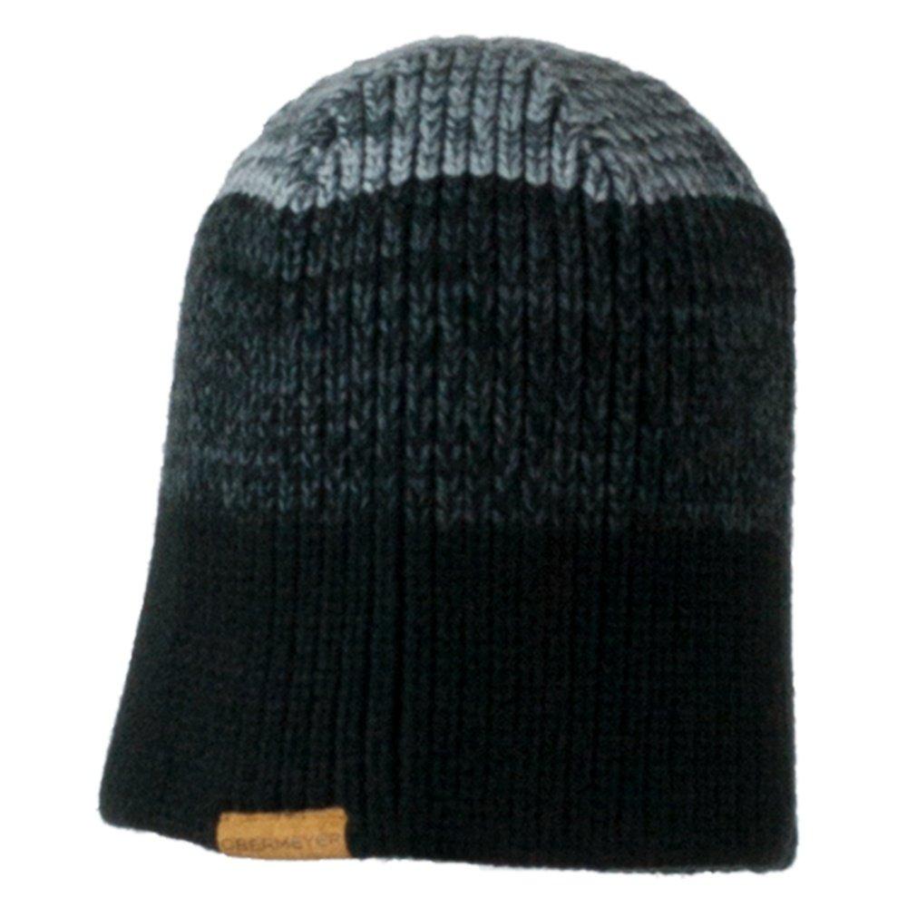 Obermeyer Hat Trick Knit Hat (Men's) - Black