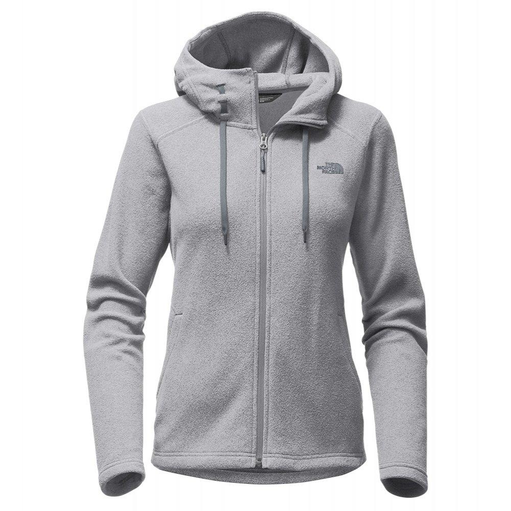 The North Face Mezzaluna Hoodie Sweater (Women's) - TNF Light Grey
