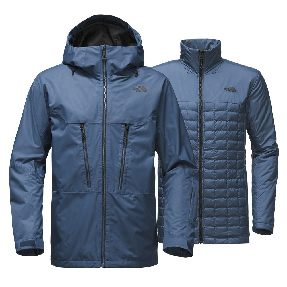 triclimate north face thermoball
