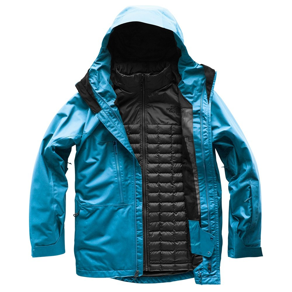 The North Face ThermoBall Snow Triclimate Jacket (Men's) - Hyper Blue