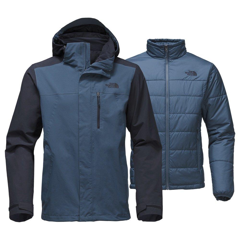 The North Face Carto Triclimate Jacket (Men's) - Shady Blue/Urban Navy