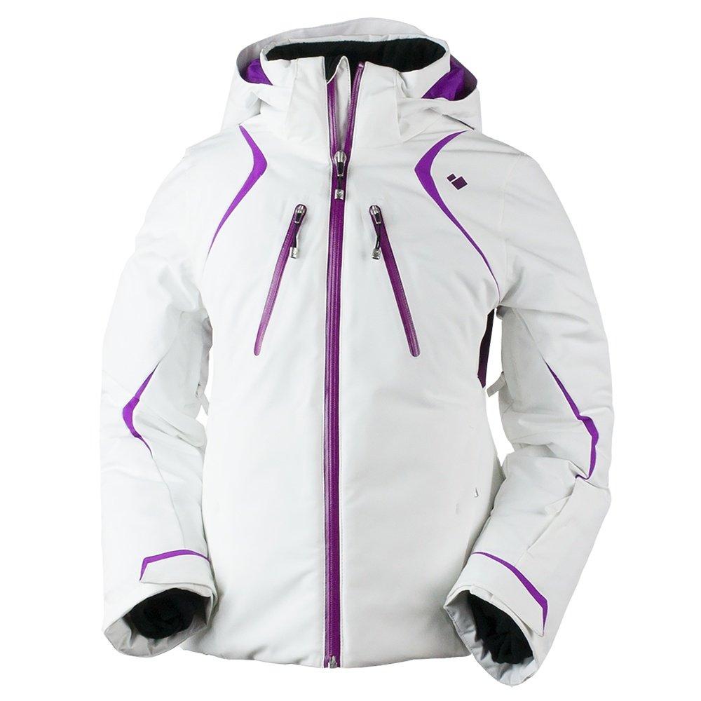 Obermeyer Gray Ski Jacket (Girls') -