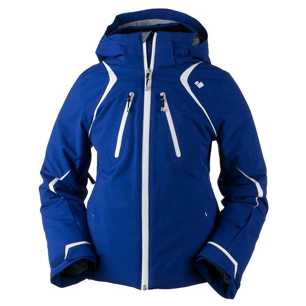 Obermeyer Gray Ski Jacket (Girls') - Dusk