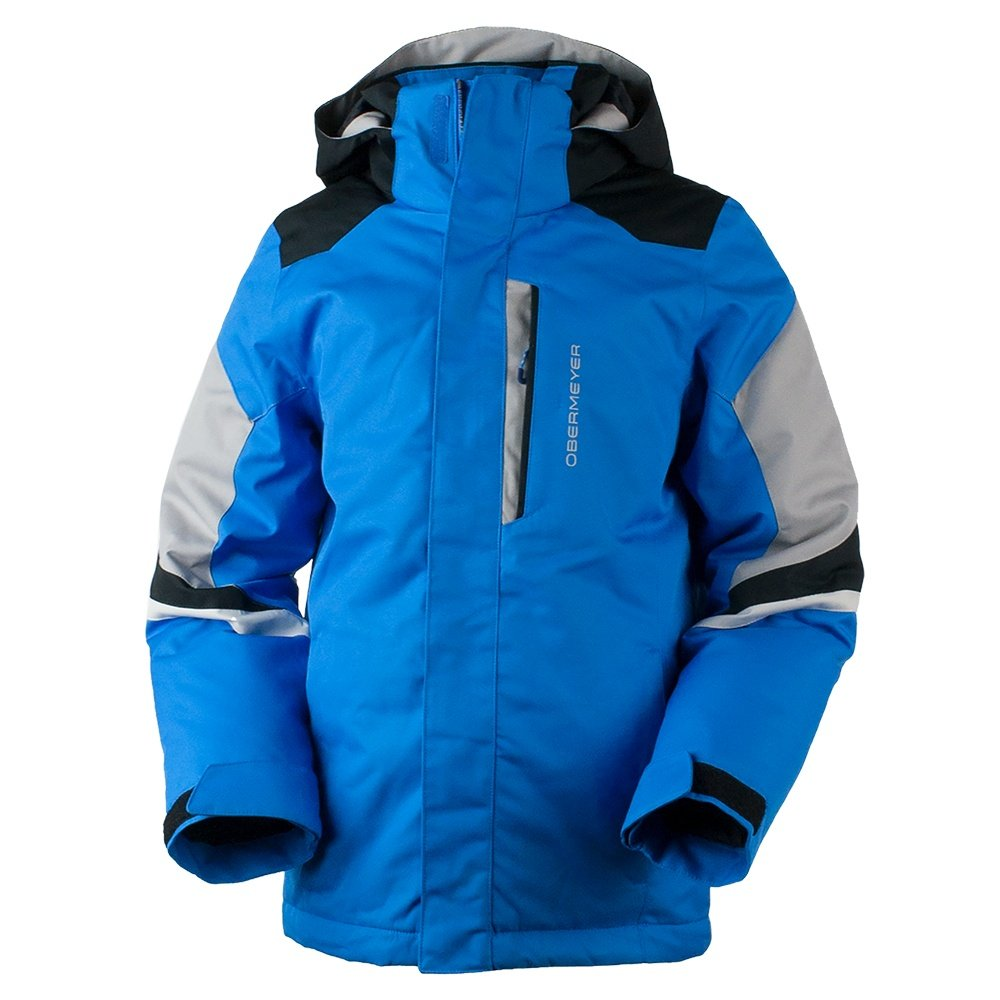 Obermeyer Fleet Ski Jacket (Boys') - Stellar Blue