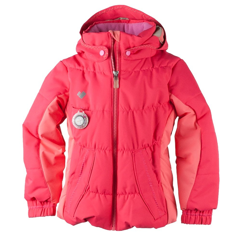 Obermeyer Marielle Ski Jacket (Little Girls') - Island Sunset