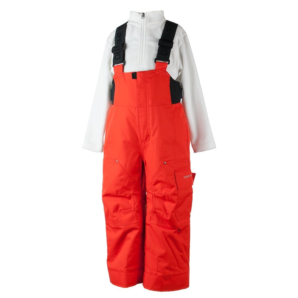 Obermeyer Volt Ski Pant (Boys') - Red