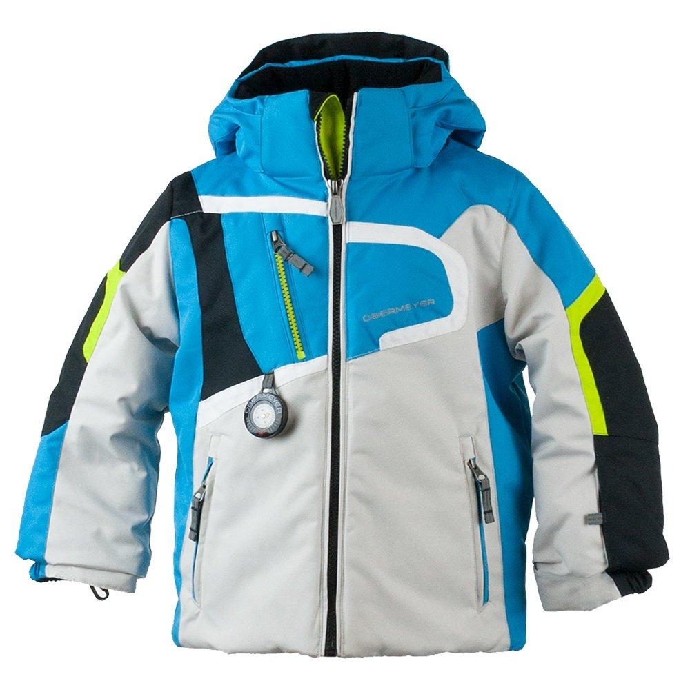 Obermeyer Super G Ski Jacket (Little Boys') - Polar Blue