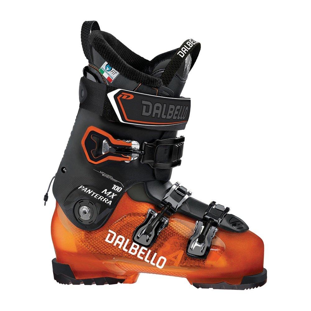 Dalbello Panterra MX 100 Ski Boots (Men's) - Orange/Black