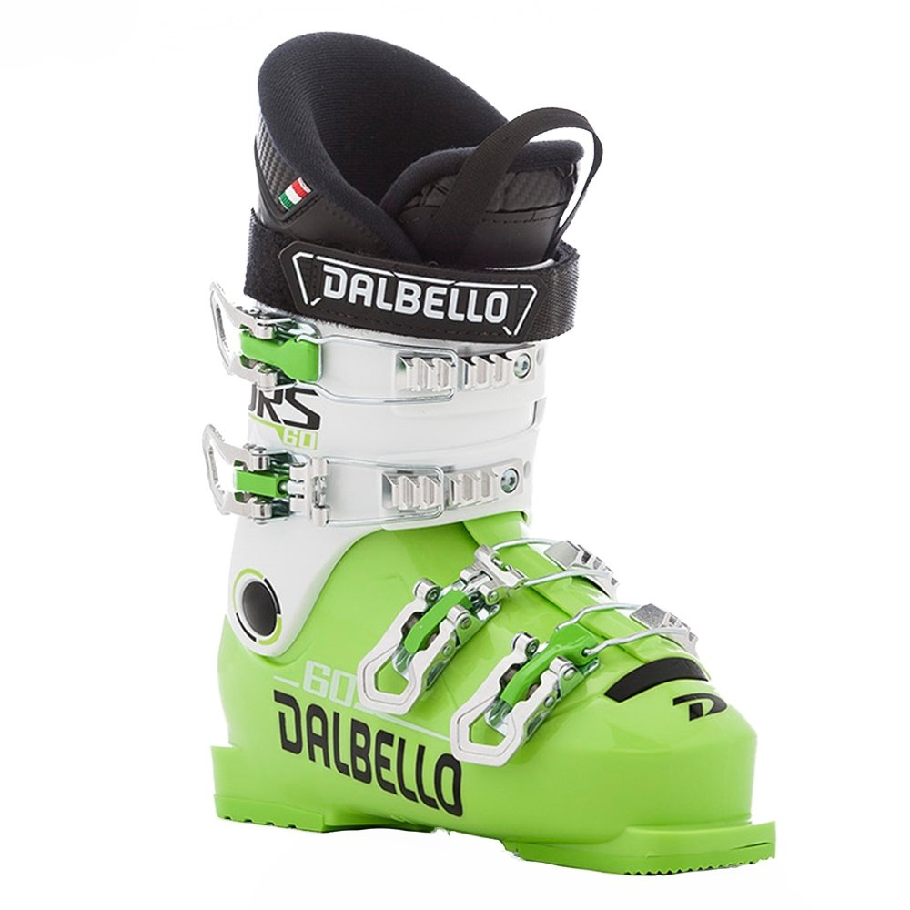 Dalbello DRS 60 Ski Boots (Kids') - Lime Green