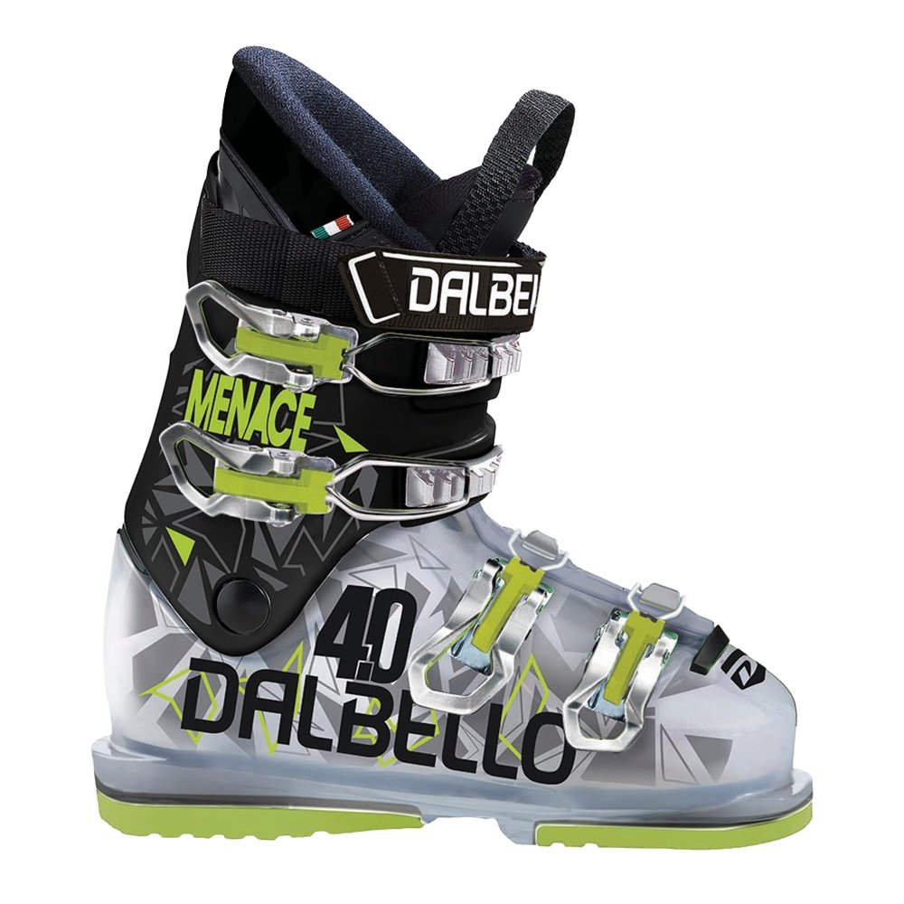 Dalbello Menace 4 Ski Boots (Kids') - Tranparent Black