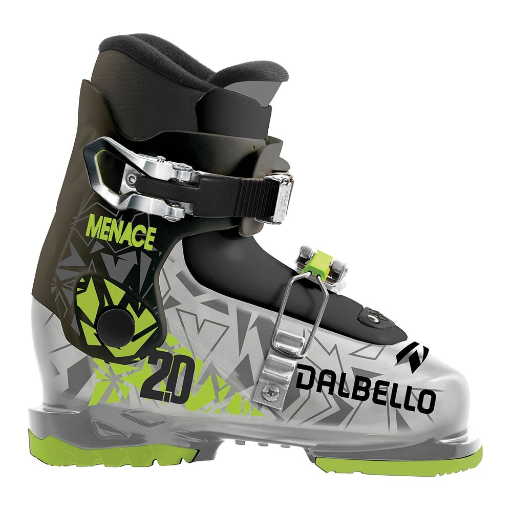 Dalbello Menace 2 Ski Boots (Kids') - Tranparent Black