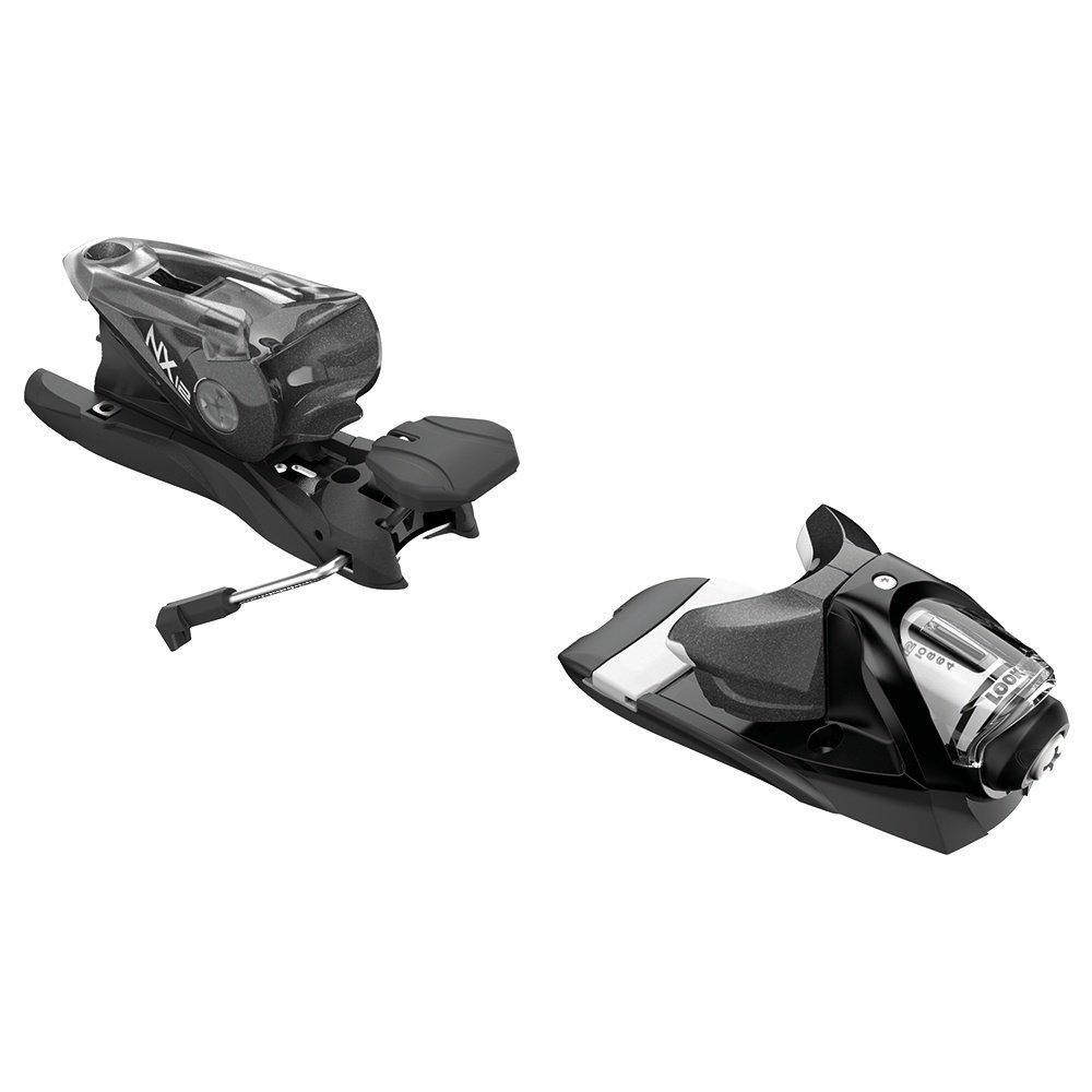 Look NX 12 WTR 100 Ski Binding (Adults') - Black Sparkle