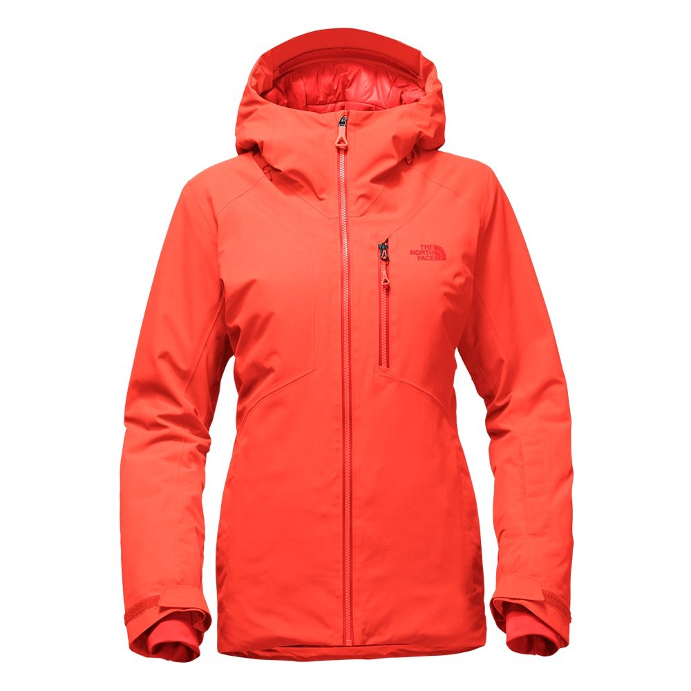 The North Face Lostrail Ski Jacket (Women's) - Nasturtium Orange
