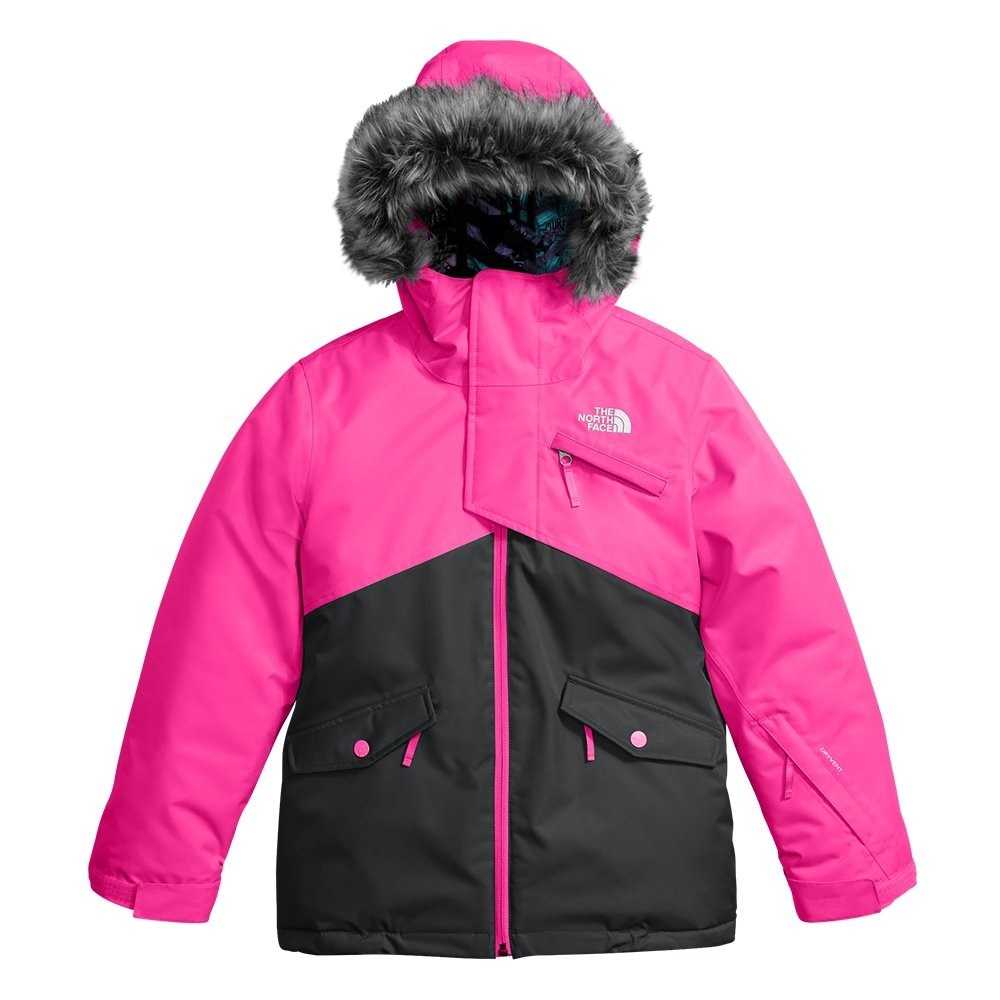 The North Face Caitlyn Insulated Jacket (Girls') - Petticoat Pink