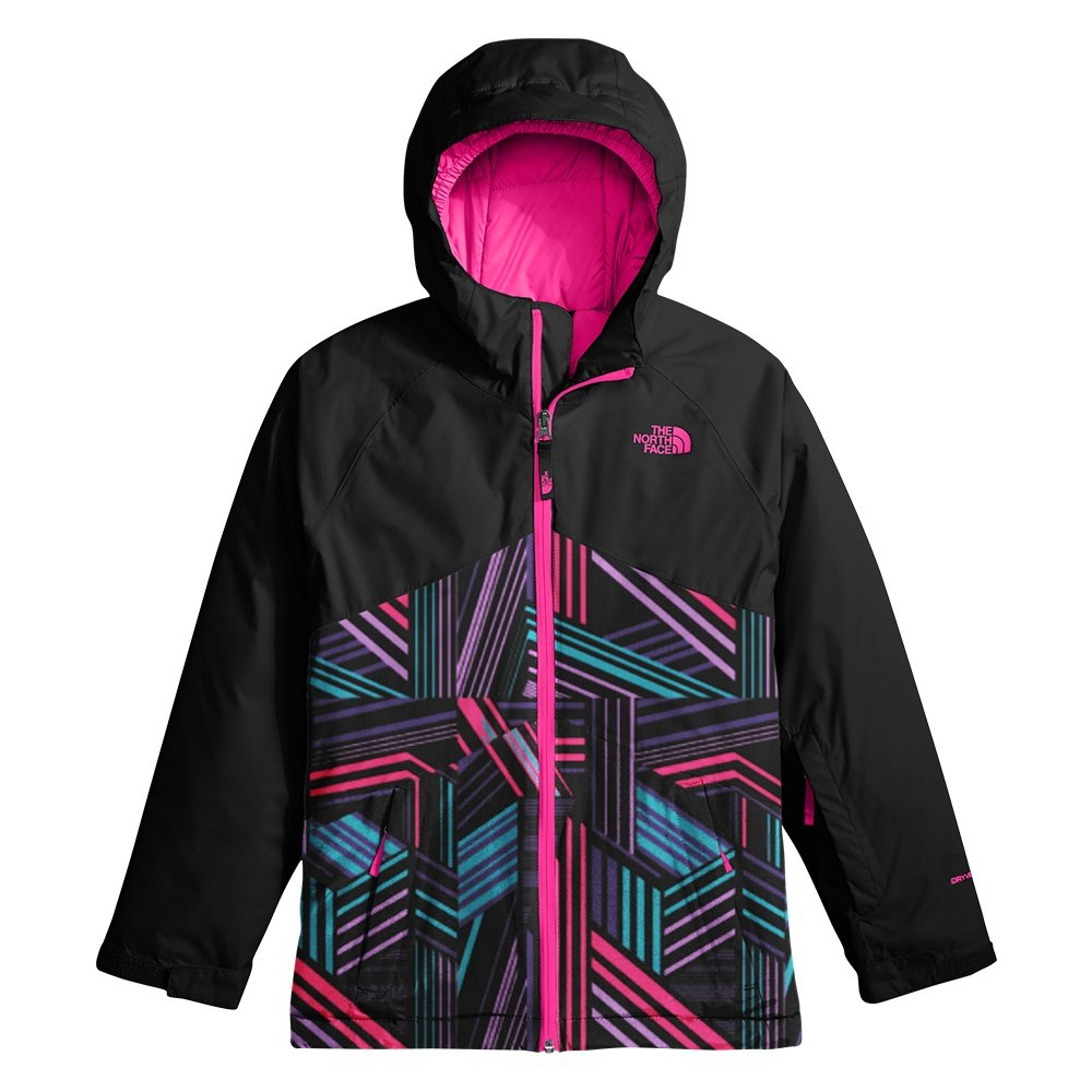 The North Face Brianna Insulated Jacket (Girls') - TNF Black