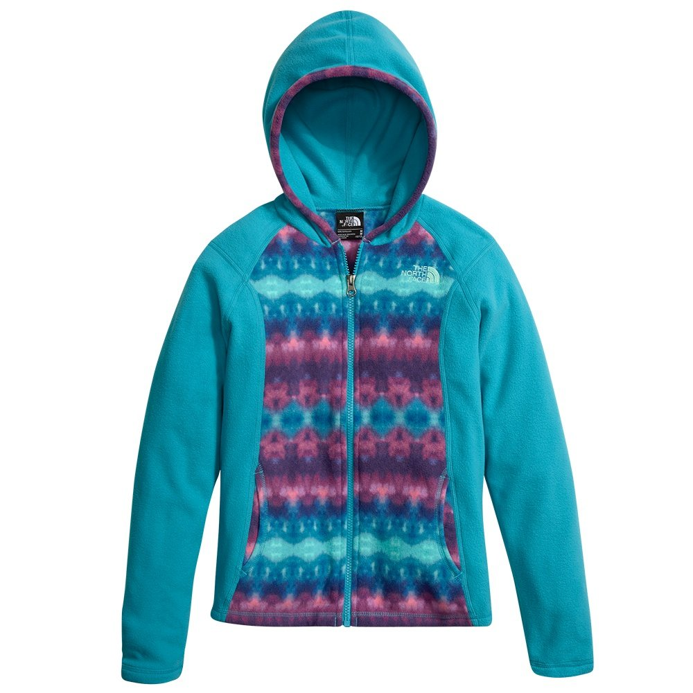 The North Face Glacier Full Zip Hoodie Jacket (Girls') -