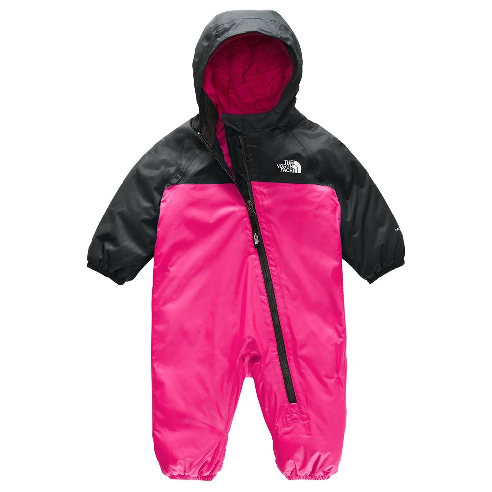 The North Face Tailout One Piece Ski Suit (Little Kids') - Mr Pink