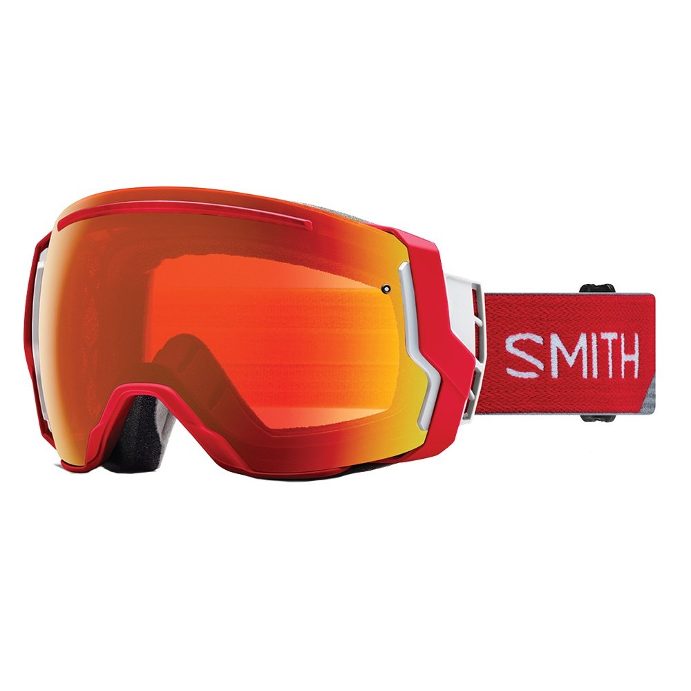 Smith I/O 7 Goggles (Adults') - Fire Split