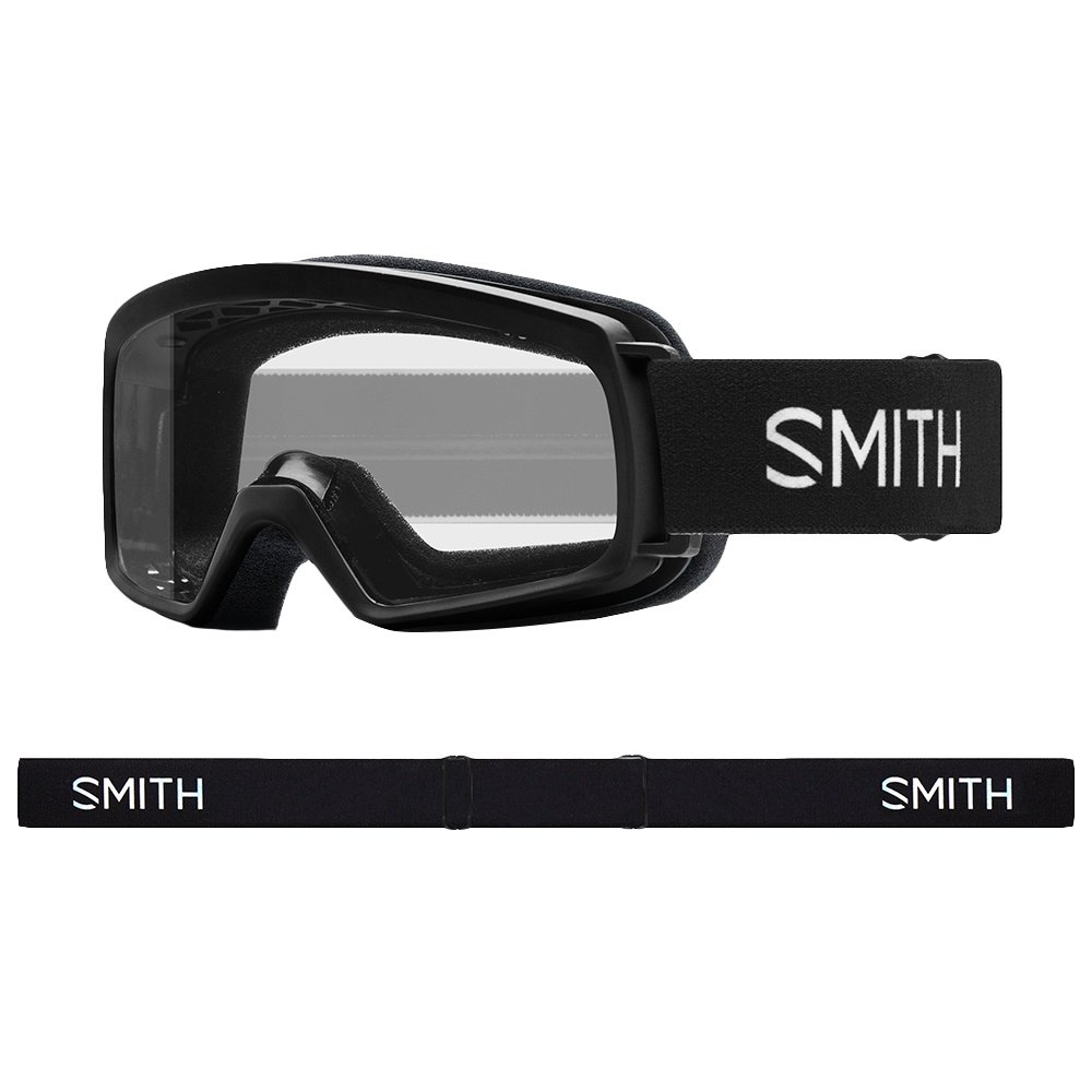Smith Rascal Goggles (Little Kids') - Black