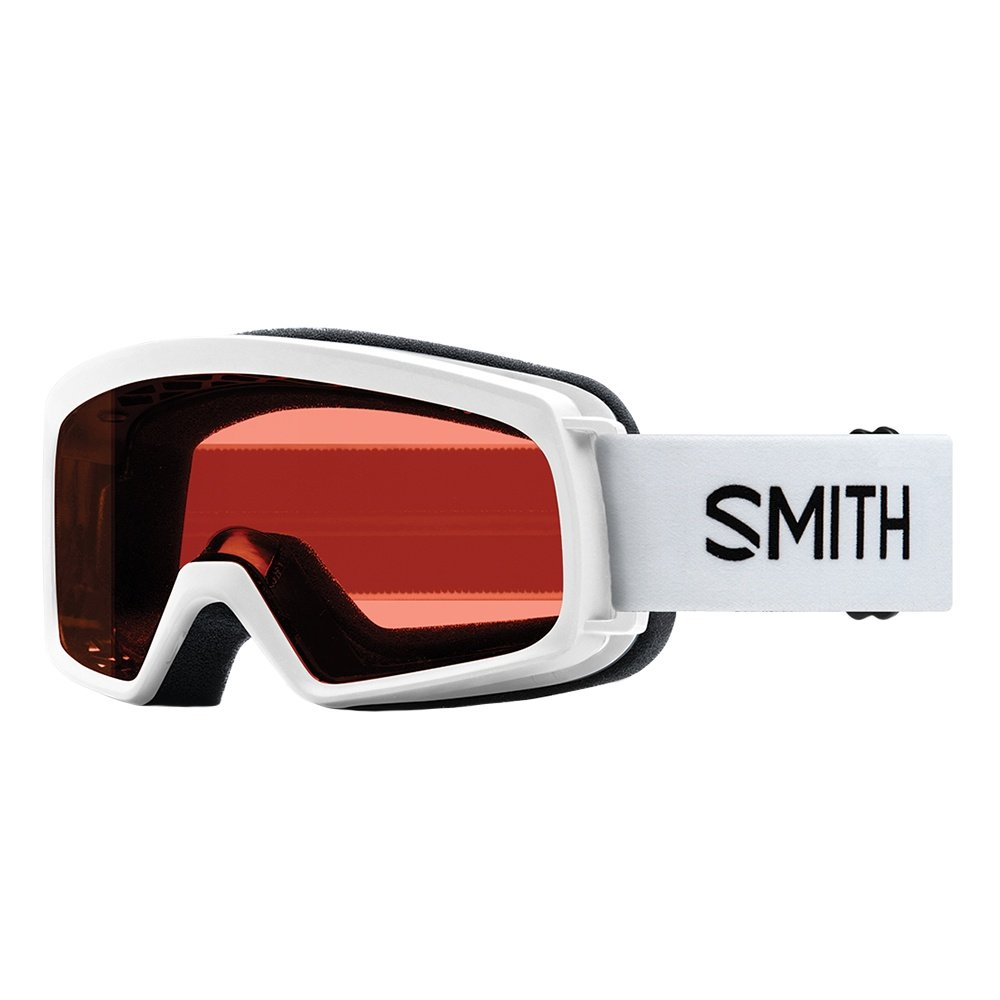 Smith Rascal Goggles (Little Kids') - White