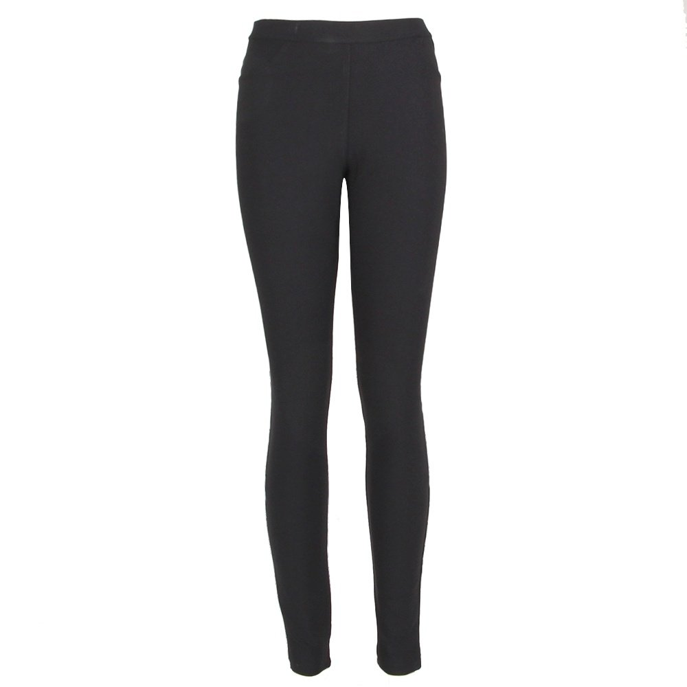 Sno Skins Jean Detail Legging (Women's) - Black