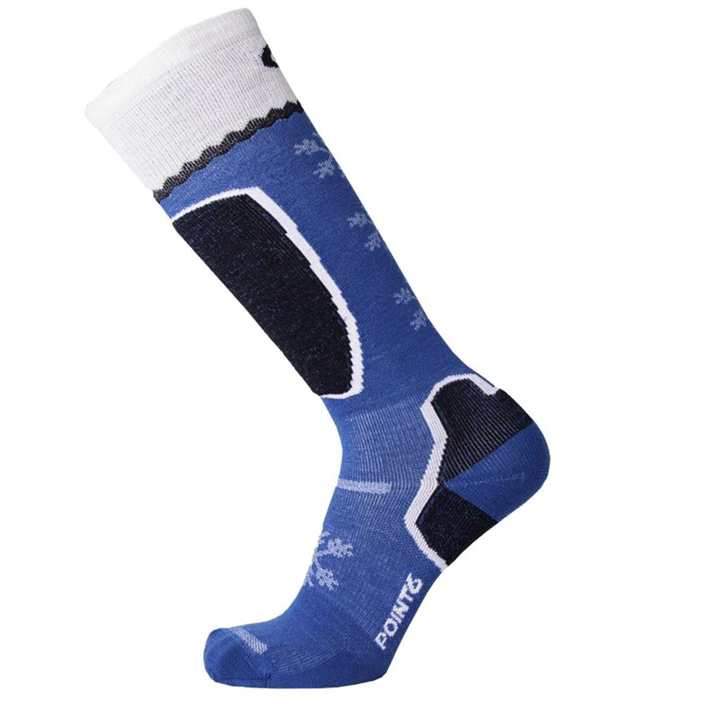 Point 6 Ski Pro Light Frost Sock (Women's) - Deep Teal