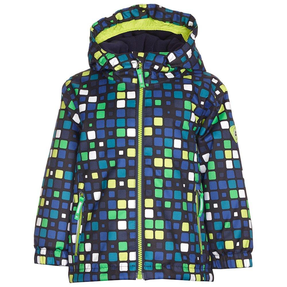 Killtec Cony Allover Mini Ski Jacket (Little Boys') - Lime