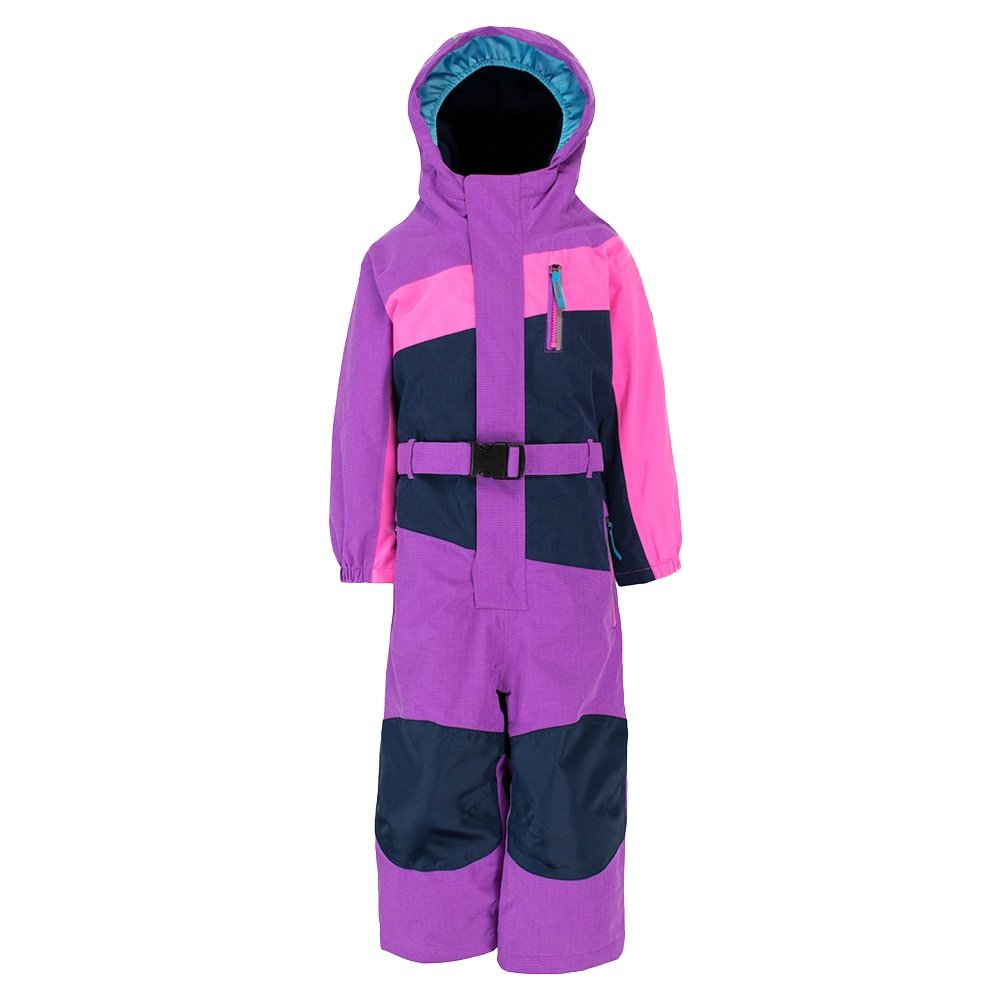 Killtec Rocky Mini Ski Suit (Little Kids') - Orchid