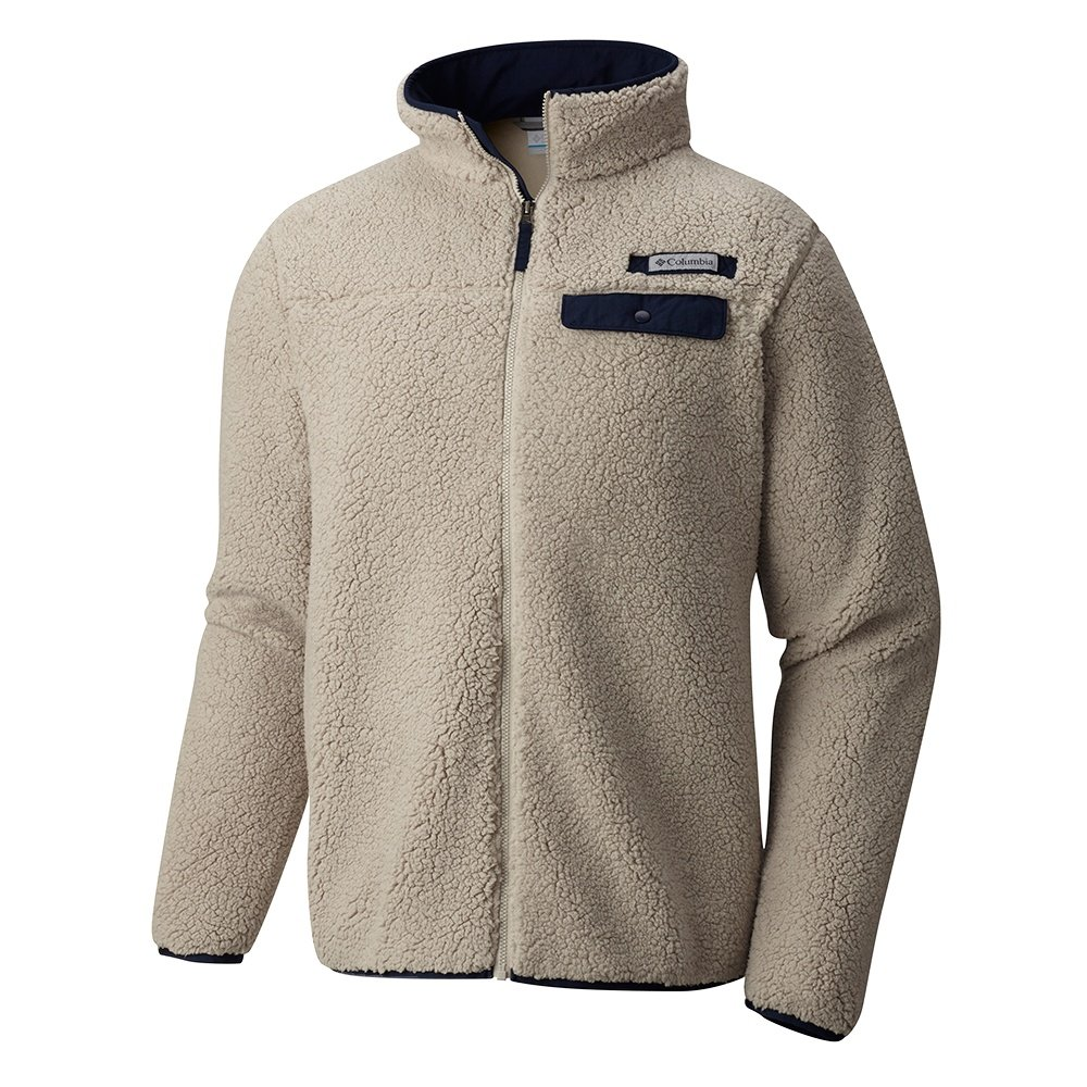 b821d89bb48 Columbia Mountain Side Heavyweight Fleece Full-Zip Jacket (Men s ...