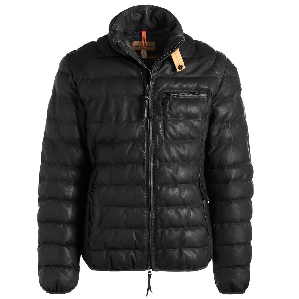 parajumpers mens leather