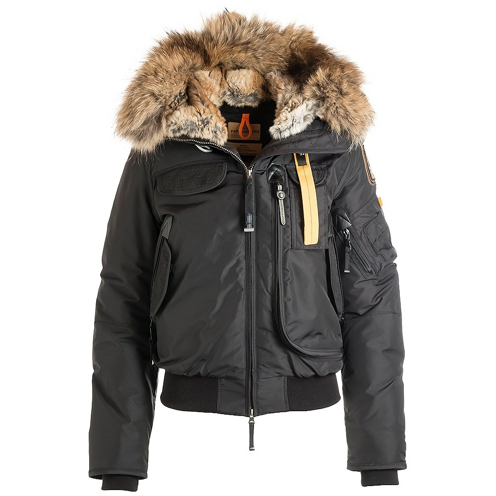 Parajumpers Gobi Lapin Jacket with Real Fur (Women's). Loading zoom. Parajumpers Gobi ...