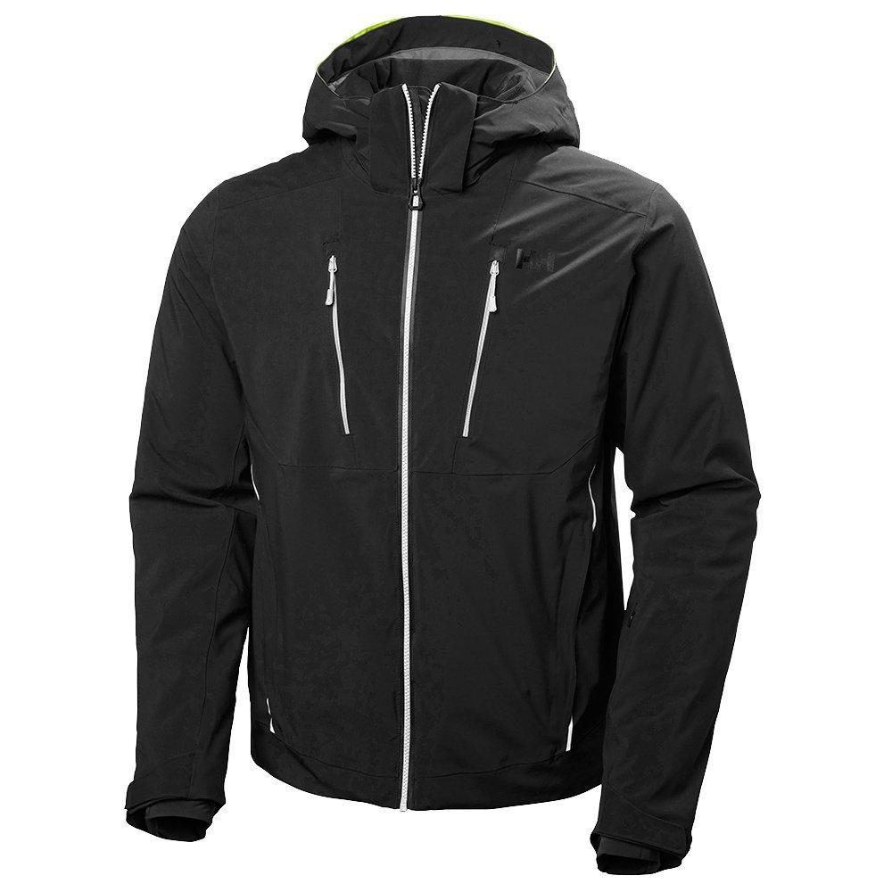 Helly Hansen Alpha 3.0 Ski Jacket (Men's) - HH Black