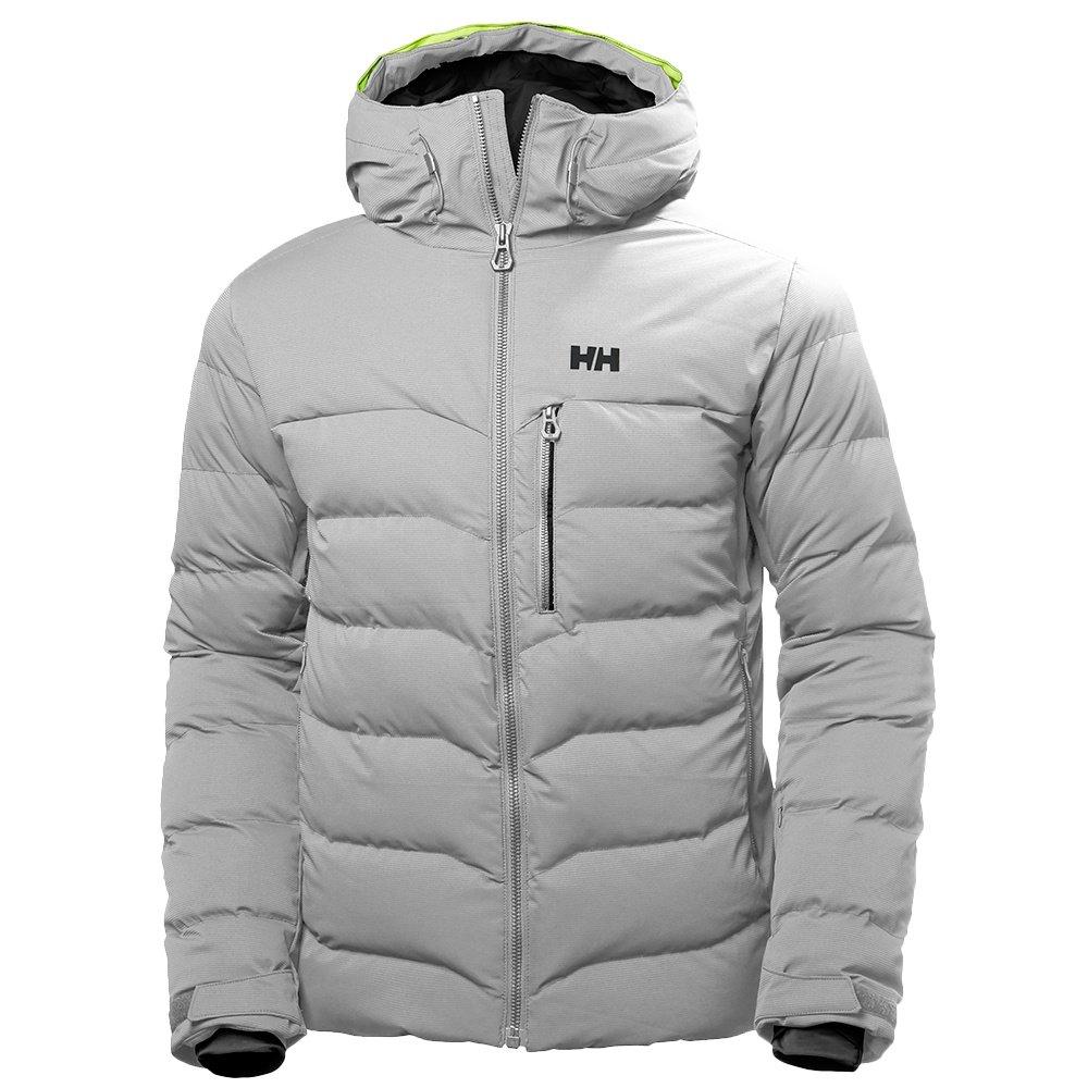 Helly Hansen Swift Loft Ski Jacket (Men's) - Light Gray