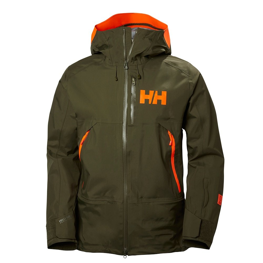 helly hansen sogn shell ski jacket men 39 s peter glenn. Black Bedroom Furniture Sets. Home Design Ideas