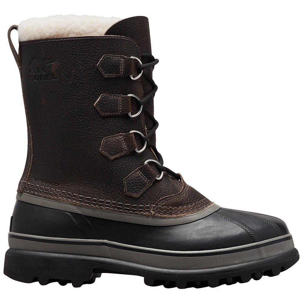Sorel Caribou WL Boot (Men's) - Quarry/Black