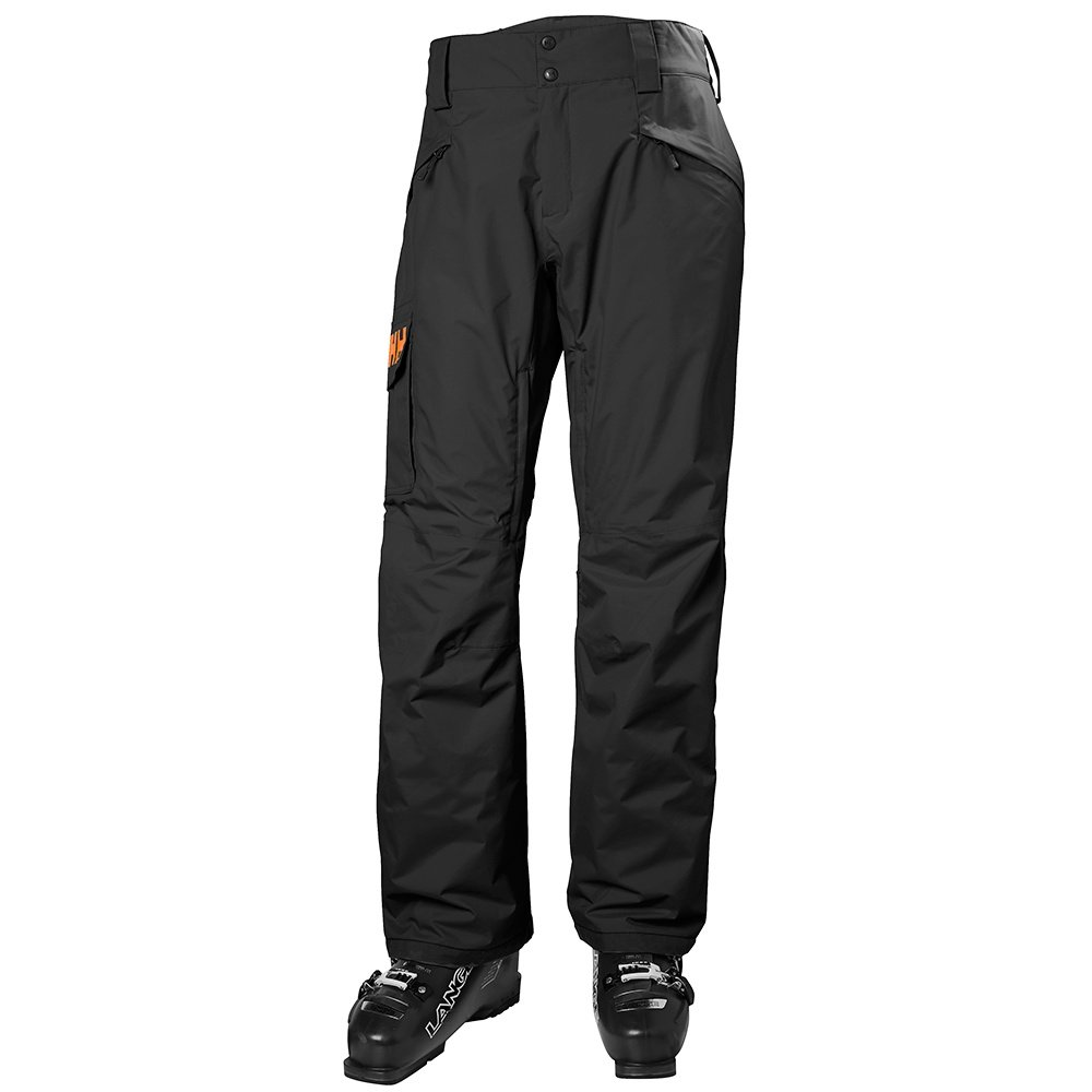 Helly Hansen Sogn Cargo Ski Pant (Men's) - Black