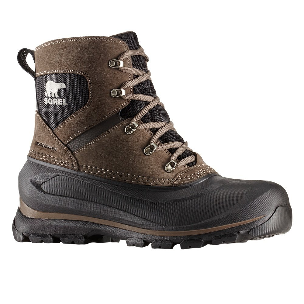 Sorel Buxton Lace Boots (Men's) - Major/Black