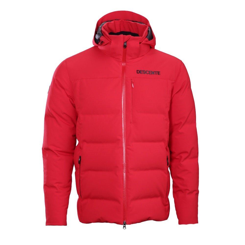 Descente Bern Ski Jacket (Men's) - Electric Red