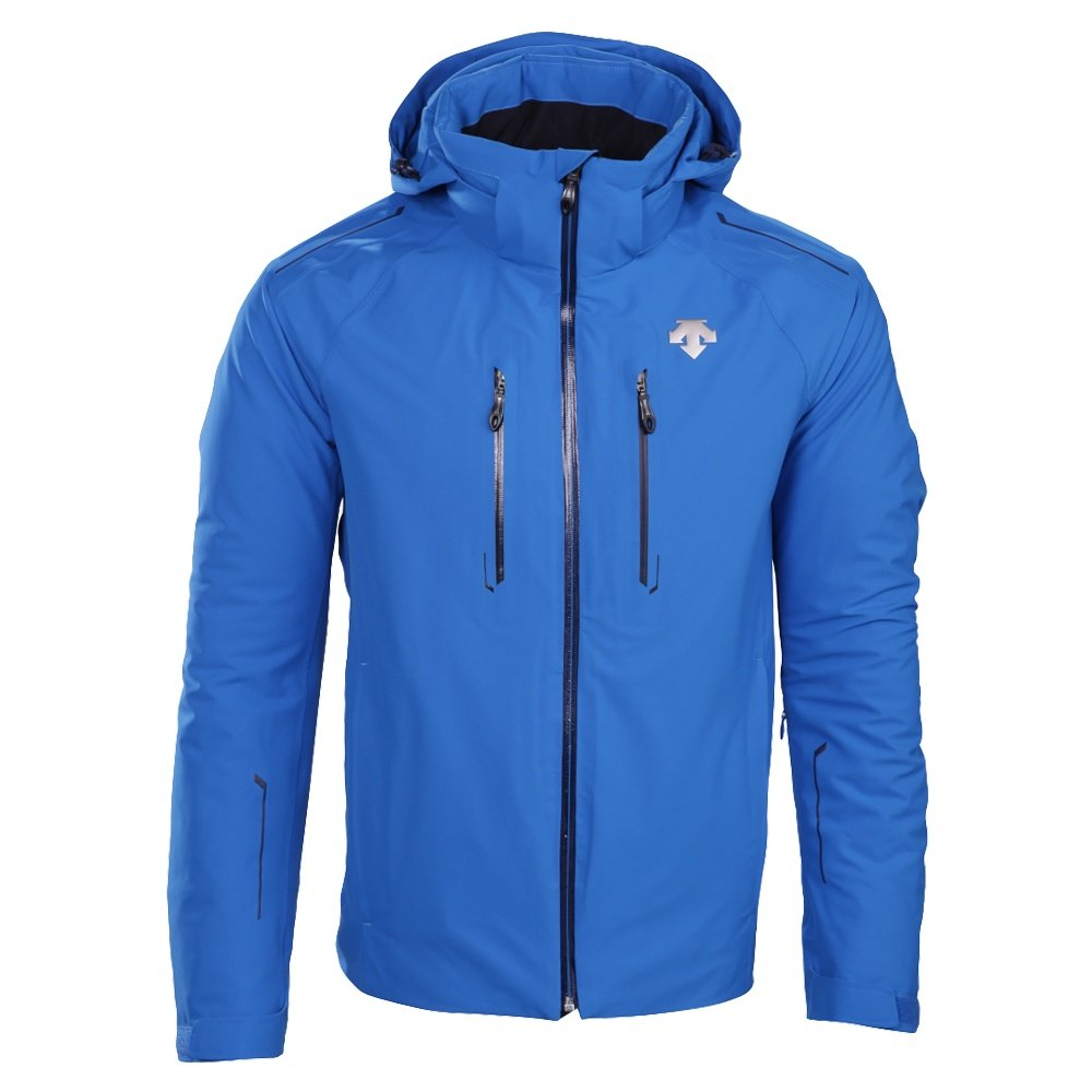 Descente Rogue Ski Jacket (Men's) - Wave Blue/Dark Night