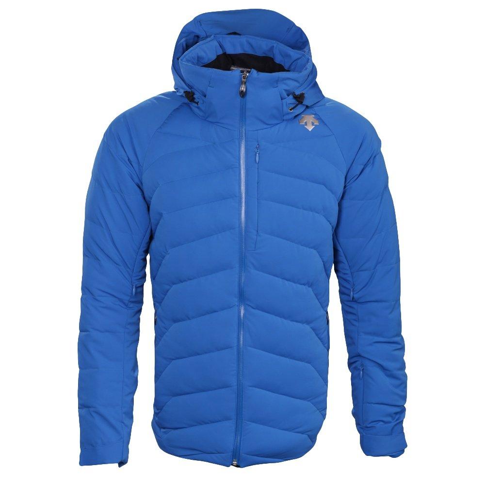 Descente Kodiak Ski Jacket (Men's) - Wave Blue/Black