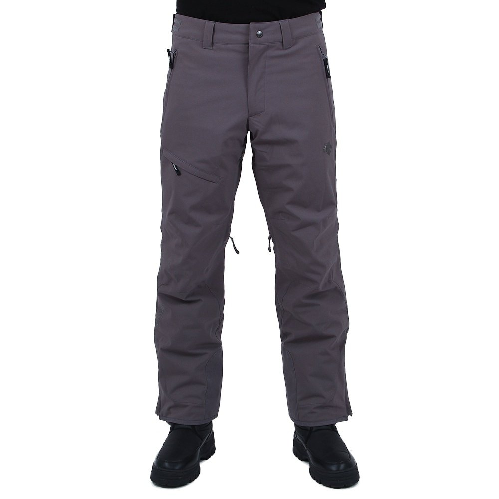 Descente Greyhawk Insulated Ski Pant (Men's) - Slate Gray/Slate Gray